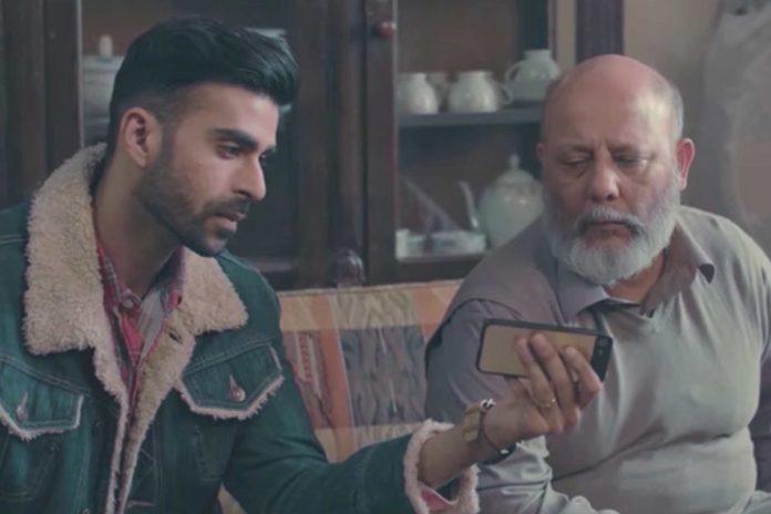 Pakistani movie Zindagi Tamasha banned for blasphemy nominated for the Academy Awards