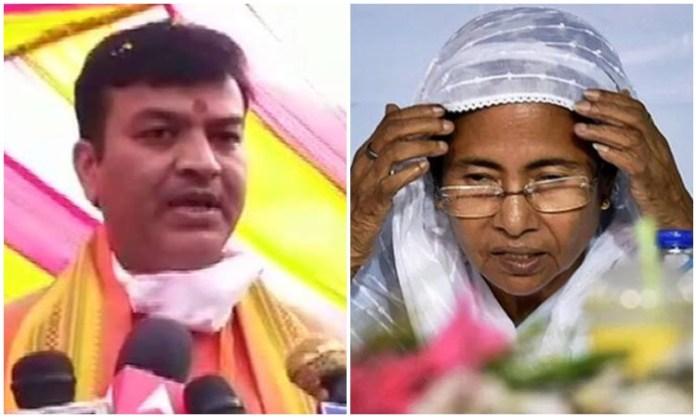 UP minister calls Mamata a Bangladeshi