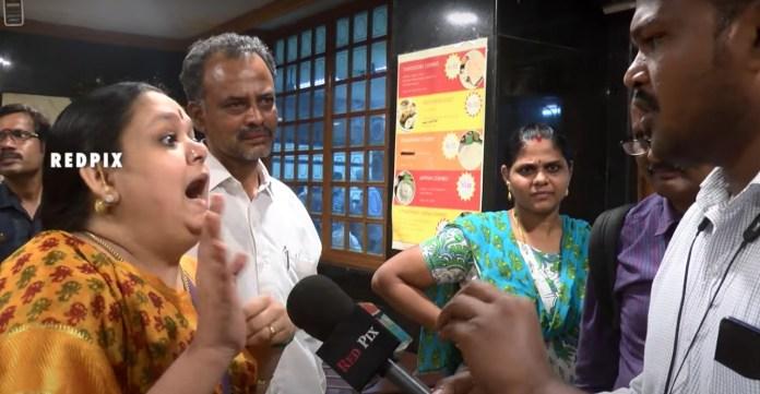 Red Pix YouTube channel reporter harassed women peddling caste hatred against Brahmins