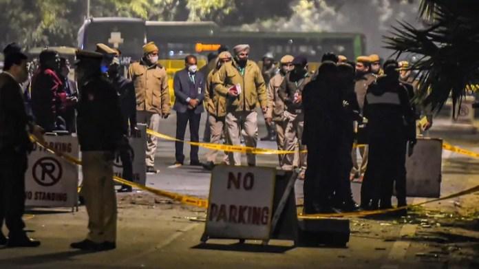 Israel embassy blast developments