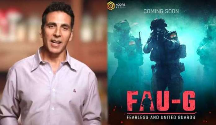 Akshay announces release date of upcoming action game FAU-G