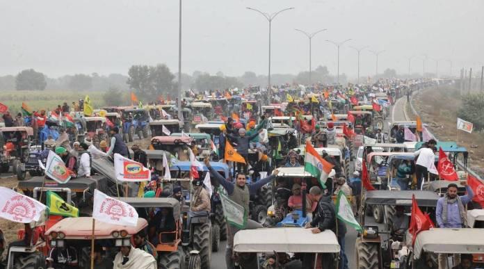 Farmer protester hails Pakistan Pm Imran Khan, calls Narendra Modi a dog