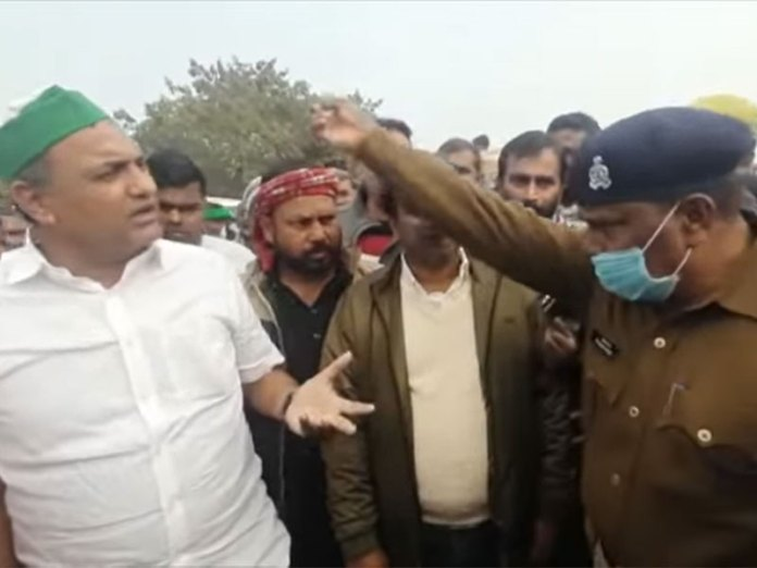 RJD leader sent back to Bihar