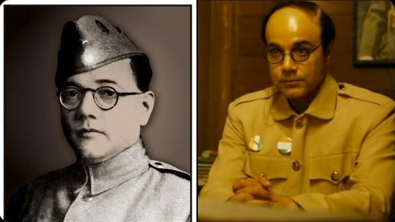 Is it actor Prosenjit Chatterjee in the portrait of Netaji Subhash Chandra Bose inaugurated by President Kovind? A fact check