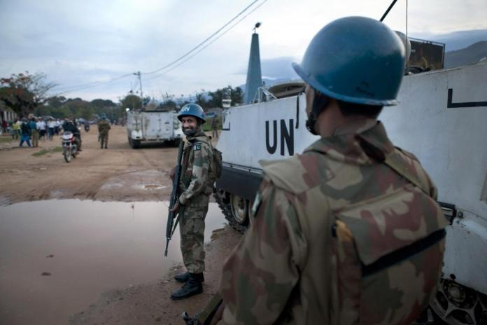 Pakistani Army official tasked with UN duties accused of attempting to convert local employees to islam