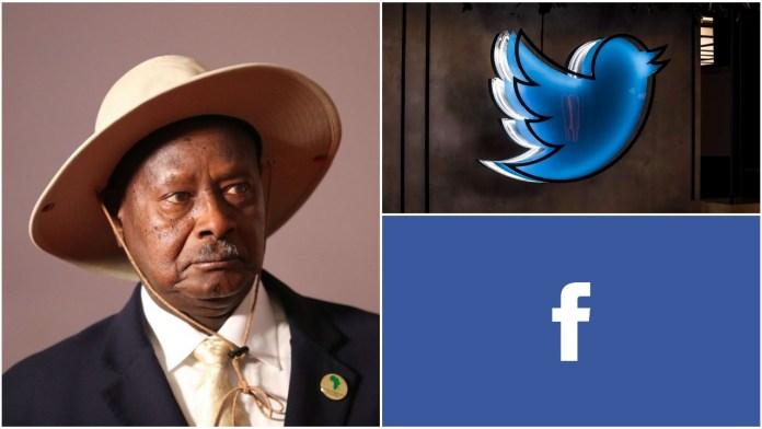 Uganda bans social media ahead of elections