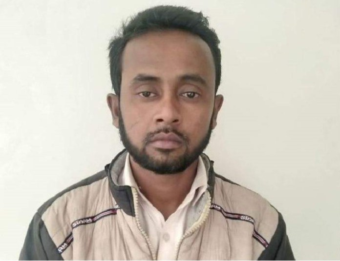ATS arrests Rohingya with fake Indian identity documents