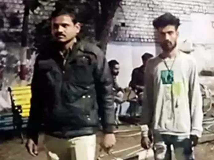 Sohail Mansuri arrested in Madhya Pradesh under the new law against Grooming Jihad