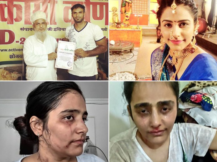 Preity talreja, an actress, has alleged that the man claiming to be Abhijit Petkar is a Muslim and had fraudulently married her in a mosque