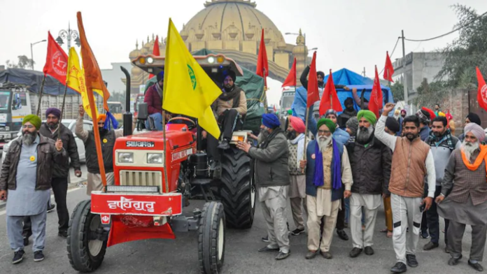 Permission granted for tractor parade on Republic Day