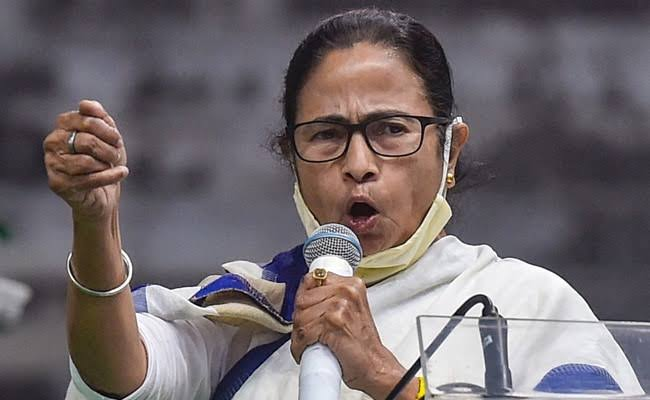 Mamata Banerjee has often resorted to utterances during her election utterances