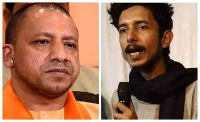 Case filed against sharjeel usmani in UP