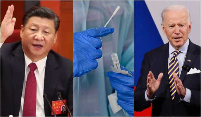 US objects to China subjecting US diplomats to anal swab tests, say reports