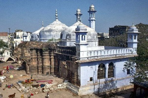 Suit in Varanasi court for restoration of temple