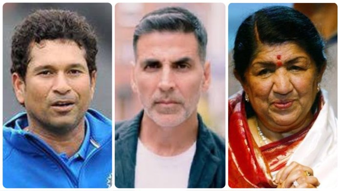 Indian celebrities under the scanner of Maha government for speaking against global propaganda to tarnish India's image