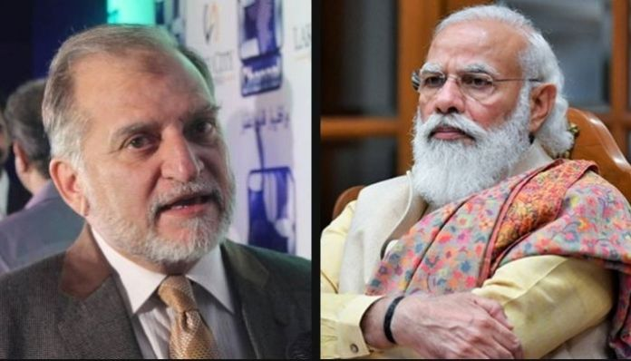Pakistani media discuss PM Modi's beard, compare him to 'Kalki Avatar'
