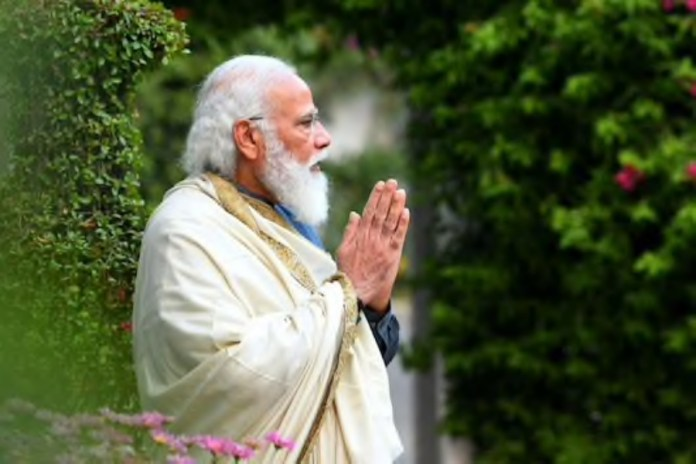 PM Modi and his government's works to address issues of climate change have been phenomenal