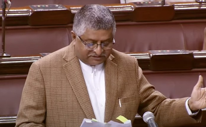 Dalit converts to Islam and Christianity not eligible to receive reservation benefits, says law minister Ravi Shankar Prasad