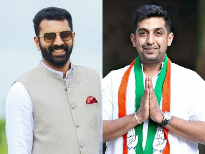 Mohammed Nalapad Haris was declared the winner of the recently held elections in Karnataka Youth Congress