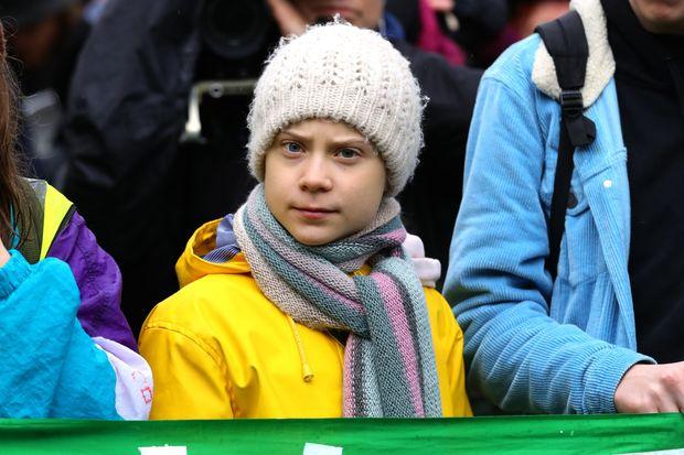 Greta Thunberg supports Disha Ravi