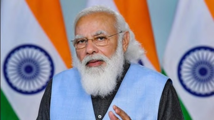 The Global Left unites: Who edited the Wikipedia page of PM Modi to add sentence about India experiencing 'democratic backsliding' under PM Modi