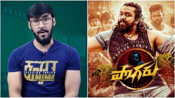 Journalist gets death threats from alleged Dhruv Sarja fans for exposing anti-Brahmin hatred in Pogaru movie