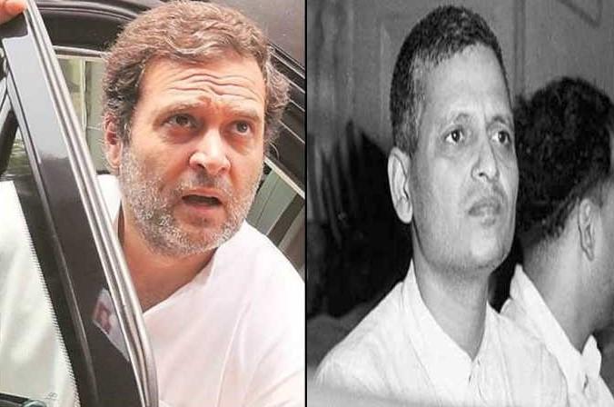 Hindu Mahasabha asks Rahul Gandhi to change name of Congress to Godsevadi Congress