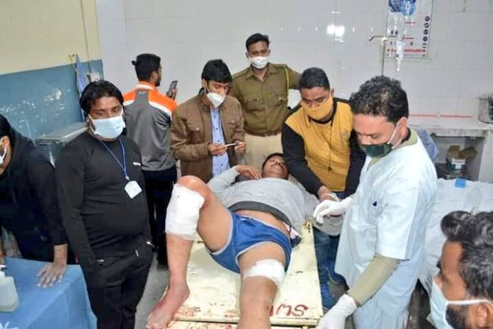 RSS Kota district chief attacked for seeking donation for Ram Temple