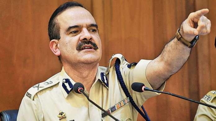 Mumbai Police Commissioner Param Bir Singh transferred