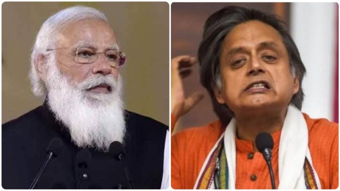Shashi Tharoor apologises to PM Modi for wrongly quoting him over his Bangladesh speech