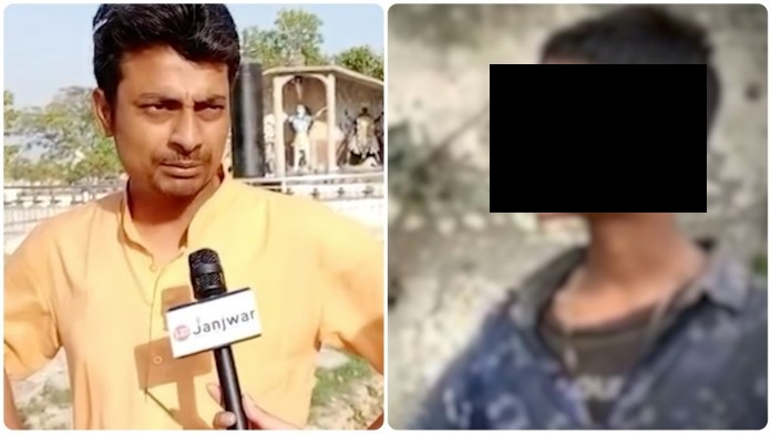 Temple Pandit reveals why Asif was beaten
