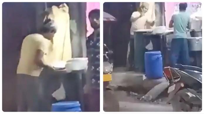 Mohammad Khalik arrested after video of him spitting on rotis goes viral