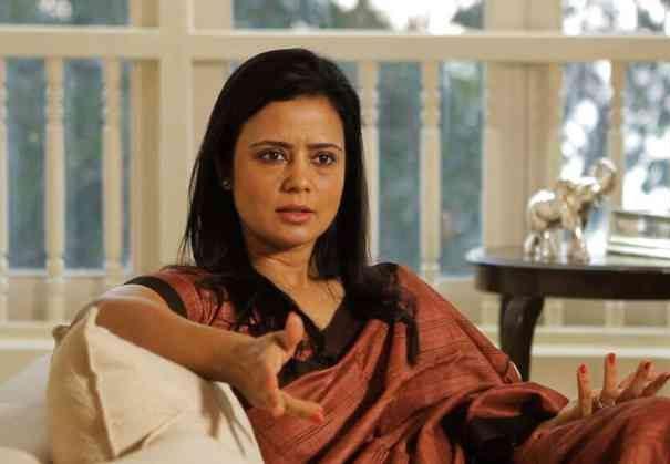 TMC MP Mahua Moitra insults Hindus with her vanar sena jibe,