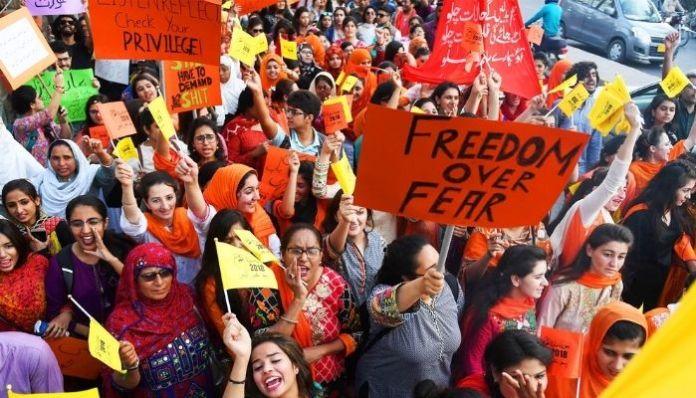Pakistan: Fighting for civil liberties is not un-Islamic, reiterates Aurat March