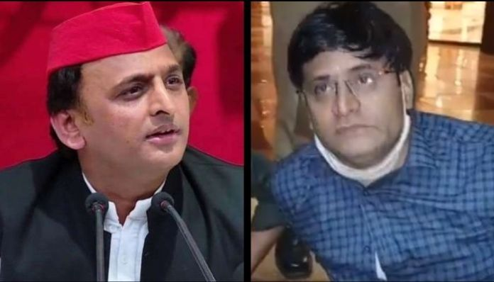 UP: Supporters and security personnel of Akhilesh Yadav thrash journalists