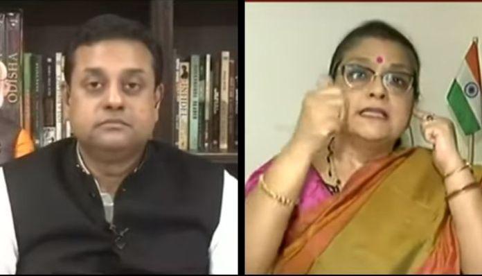 WB: BJP leader Sambit Patra slams TMC MP for mocking Hindu sentiments