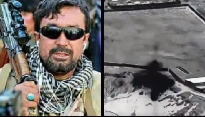 Afghanistan: Air Force chopper shot down by warlord Alipoor, not accident