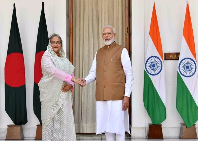 PM Modi visits Bangladesh to participate in National Day celebrations