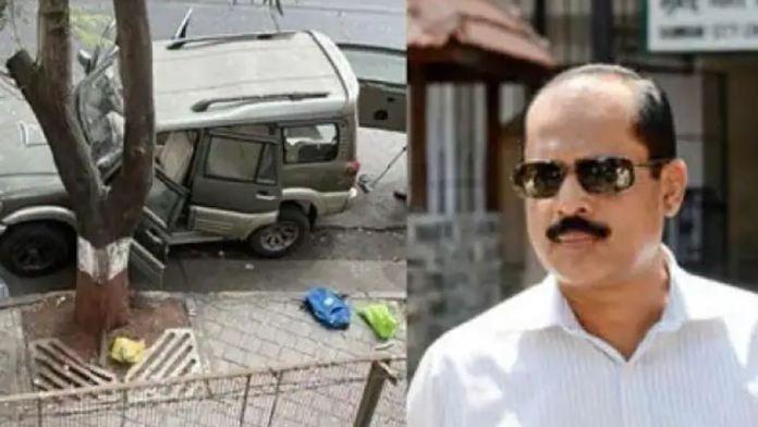 Sachin Vaze arrested