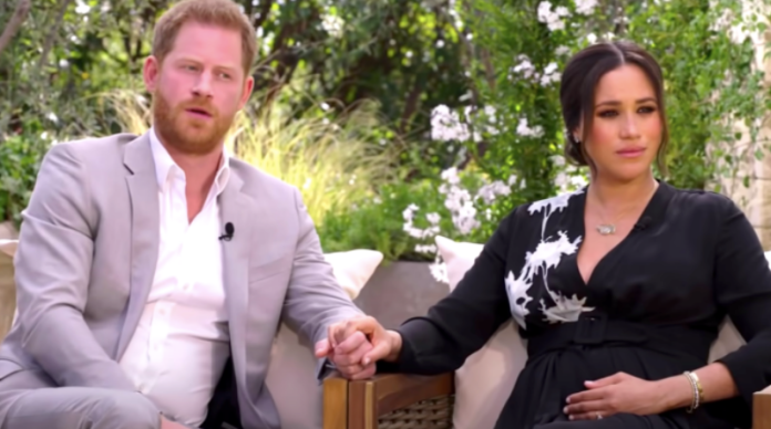 Harry Meghan interview: Meghan drops a bomb in Oprah interview, says royals were 'concerned' about Archie's skin colour
