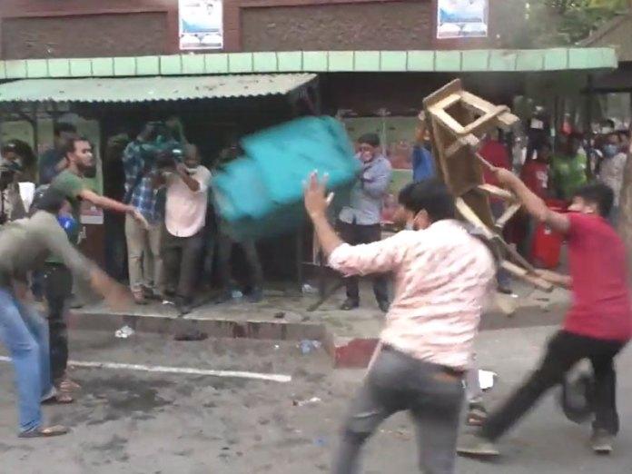 Bangladesh Clash