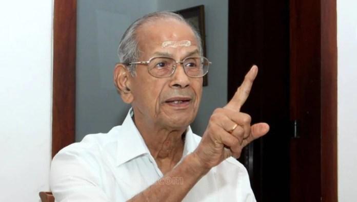 'Metro Man' E Sreedharan to be BJP's CM candidate in Kerala
