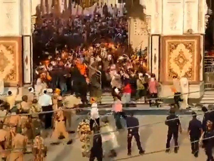 Gurudwara attack Nanded
