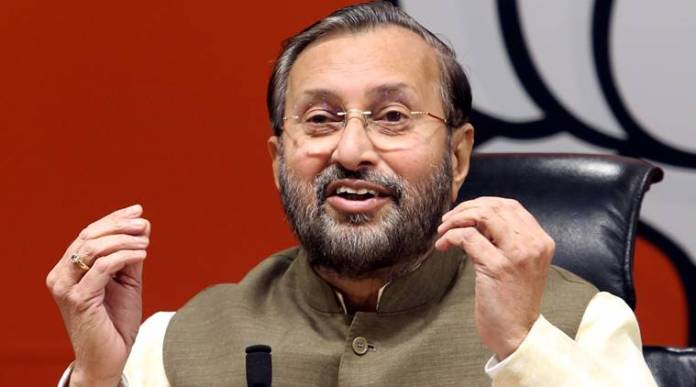 Leftist media portals angry with DNPA for welcoming new digital media guidelines during meeting withy Prakash Javadekar