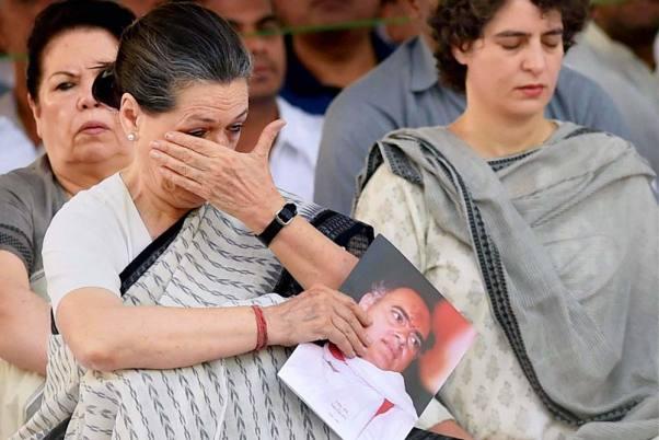 Sonia Gandhi had cried over the Batla House Encounter case