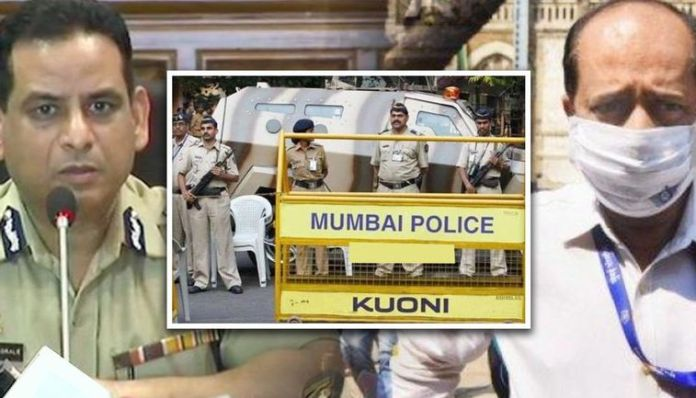 86 police official in Mumbai transferred in one go