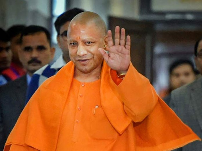 Yogi Adityanath government starts removal of illegal religious structures in the state