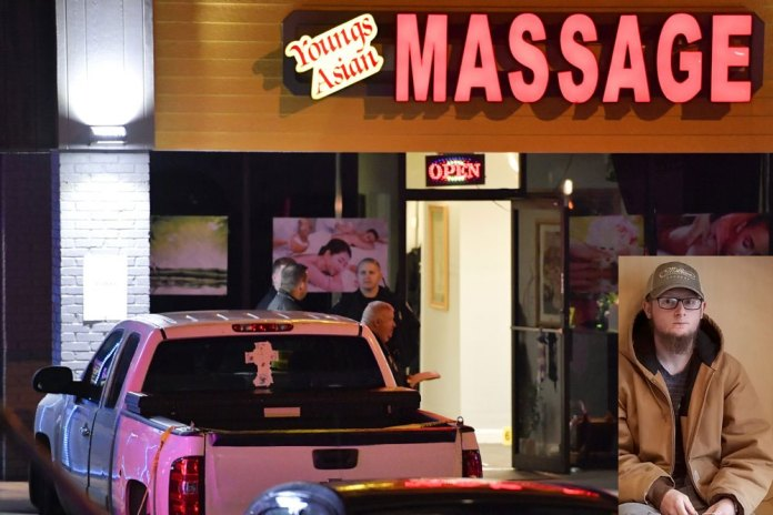 3 separate Asian massage parlours attacked in Georgia, USA