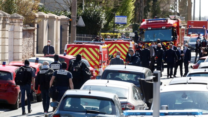 France: Tunisian migrant kills female police officer in Rambouillet, mother of two children, while screaming 'Allahu Akbar'