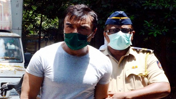 Ajaz Khan's interrogation leads NCB to carry out raid at another location in Mumbai, drugs seized